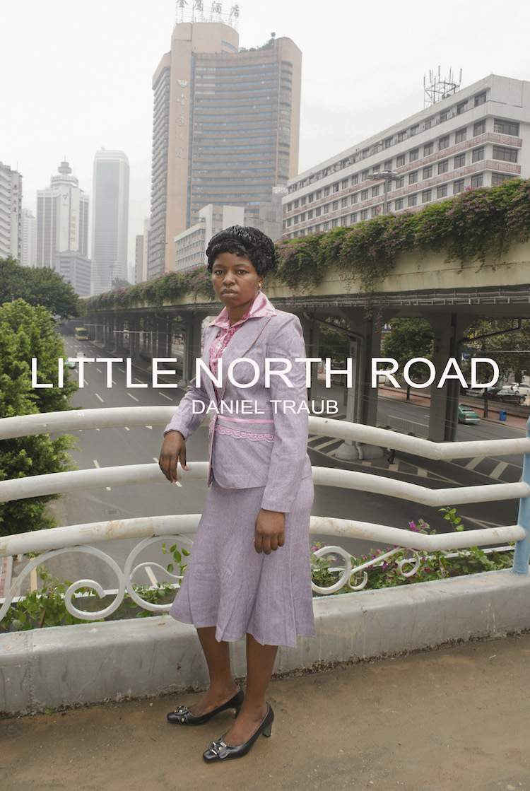 Little North Road book cover