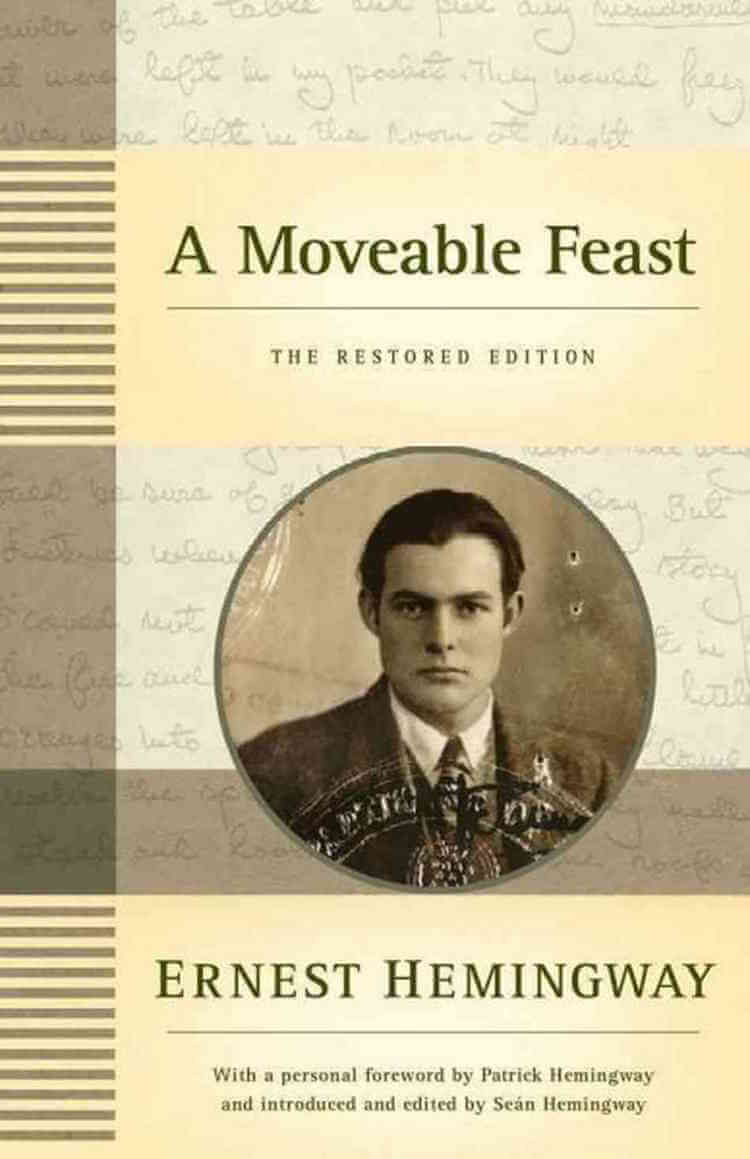 Hemingway's A Moveable Feast