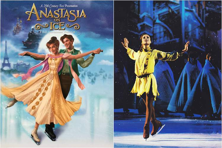 Anastasia in ANASTASIA ON ICE by 20th Century Fox and Feld Entertainement