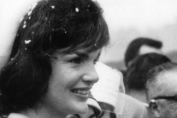 Jacqueline Kennedy in Venezuela