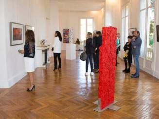Art exhibition Château des Terrasses
