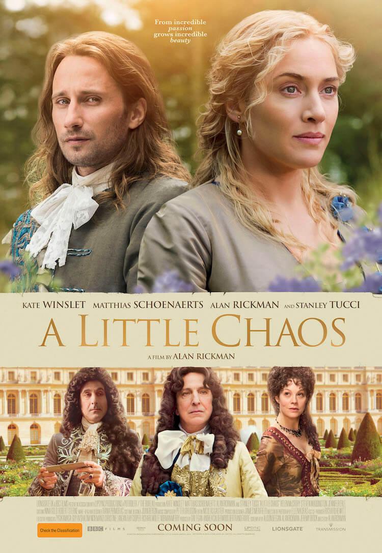 A Little Chaos poster