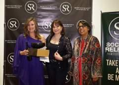 SRFF16 Myriam Zaki and Nora Armani