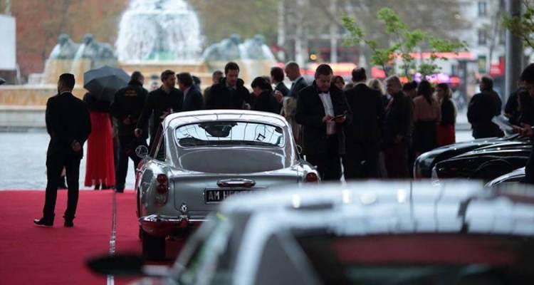 James Bond 007 Exposition in Paris