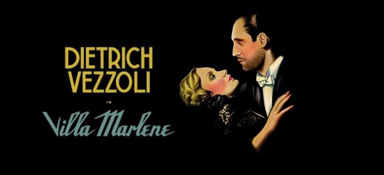 Dietrich Vezzoli exhibition banner