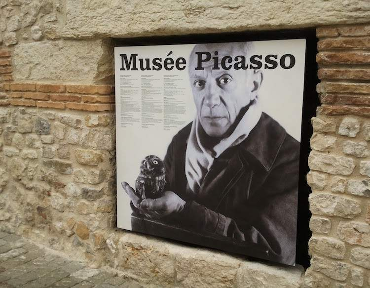 Musée Picasso in Antibes © RIVIERA BUZZ
