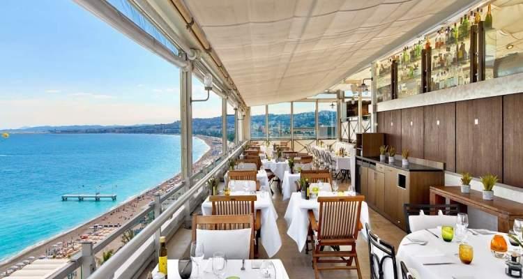 La Terrasse Restaurant in Nice