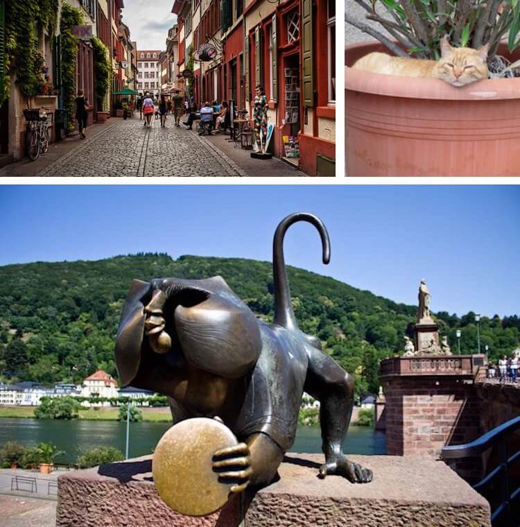 Heidelberg scenes