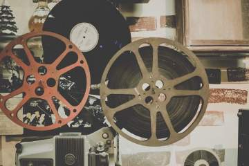 Movie reels © Noom Peerapong