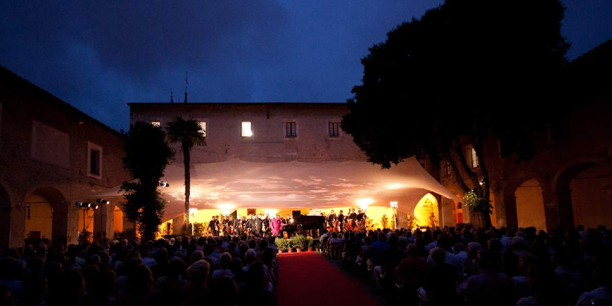 Concerts at Cimiez in Nice