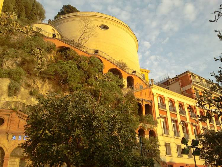Colline du Chateau in Nice