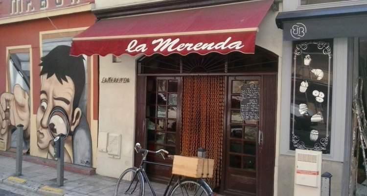 La Merenda restaurant Nice © Natja Igney