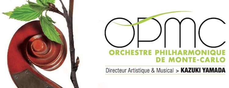 Orchestre Philharmonique de Monte-Carlo 2016/17 season banner