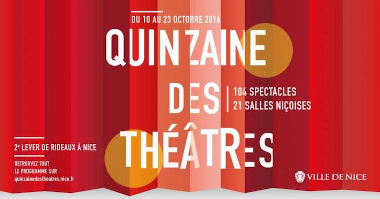 Quinzaine des Théâtres in Nice