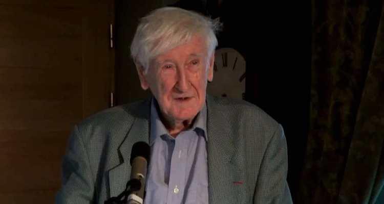 John Montague, Irish poet