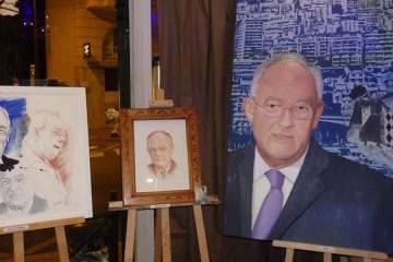 Michel Roger portraits