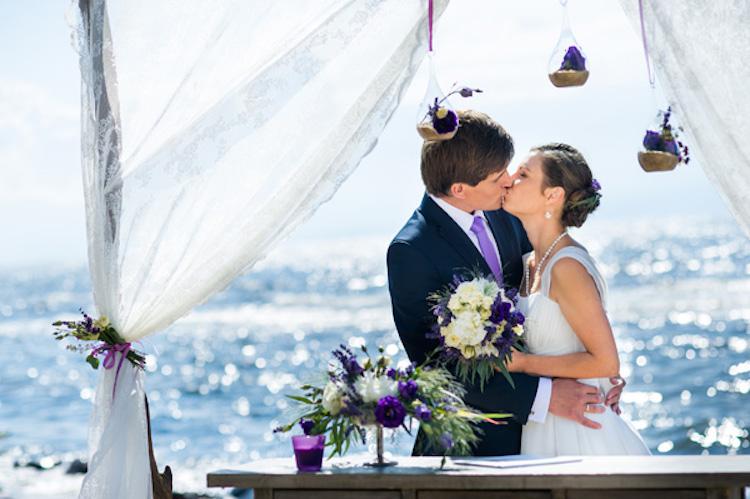 Nadia Fry wedding planning