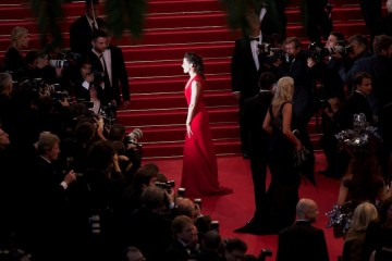 Festival de Cannes red carpet