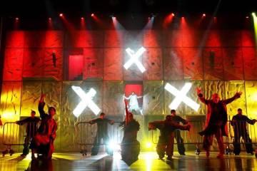 Notre Dame de Paris the musical