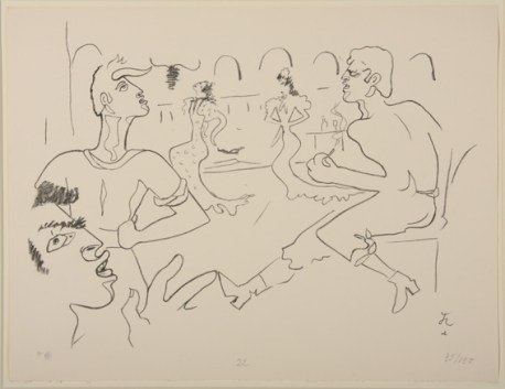 Jean Cocteau expo Menton