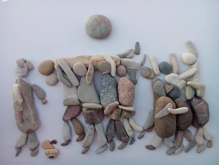 Nizar Ali Badr Stone People