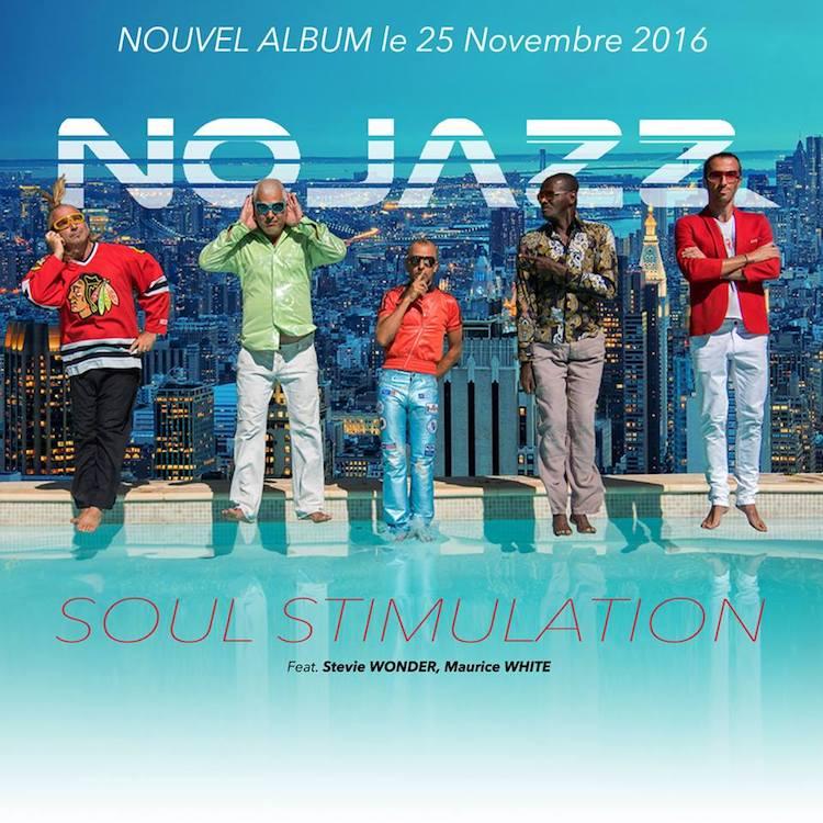 Soul Stimulation by Nojazz