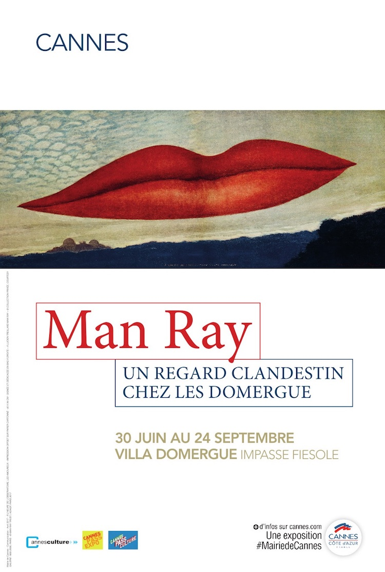 Man Ray expo Cannes