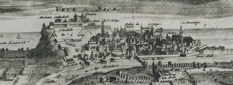 Colline du Château perspective