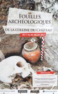 Colline du Château poster