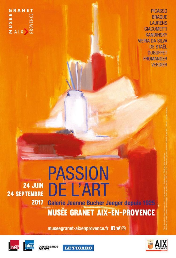 Musée Granet 2017 expo