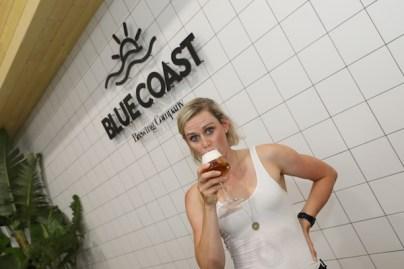 Blue Coast Brewing Company - Tiffany