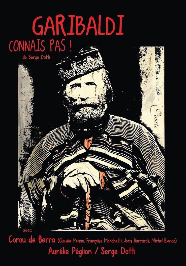 Garibaldi Connais Pas! poster
