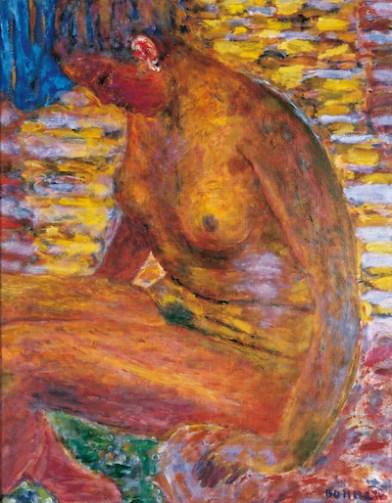 Pierre Bonnard Nu Sombre