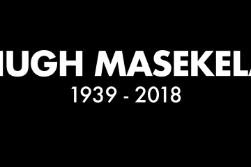 HUGH MASEKELA RIP