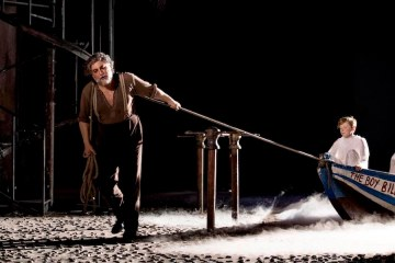 Theater Bonn: PETER GRIMES - photo © Thilo Beu