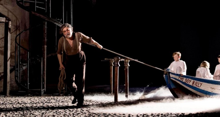 Theater Bonn: PETER GRIMES - photo © Thilo Beu