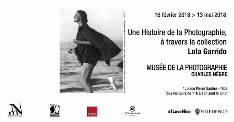 Lola Garrido exhibition Nice