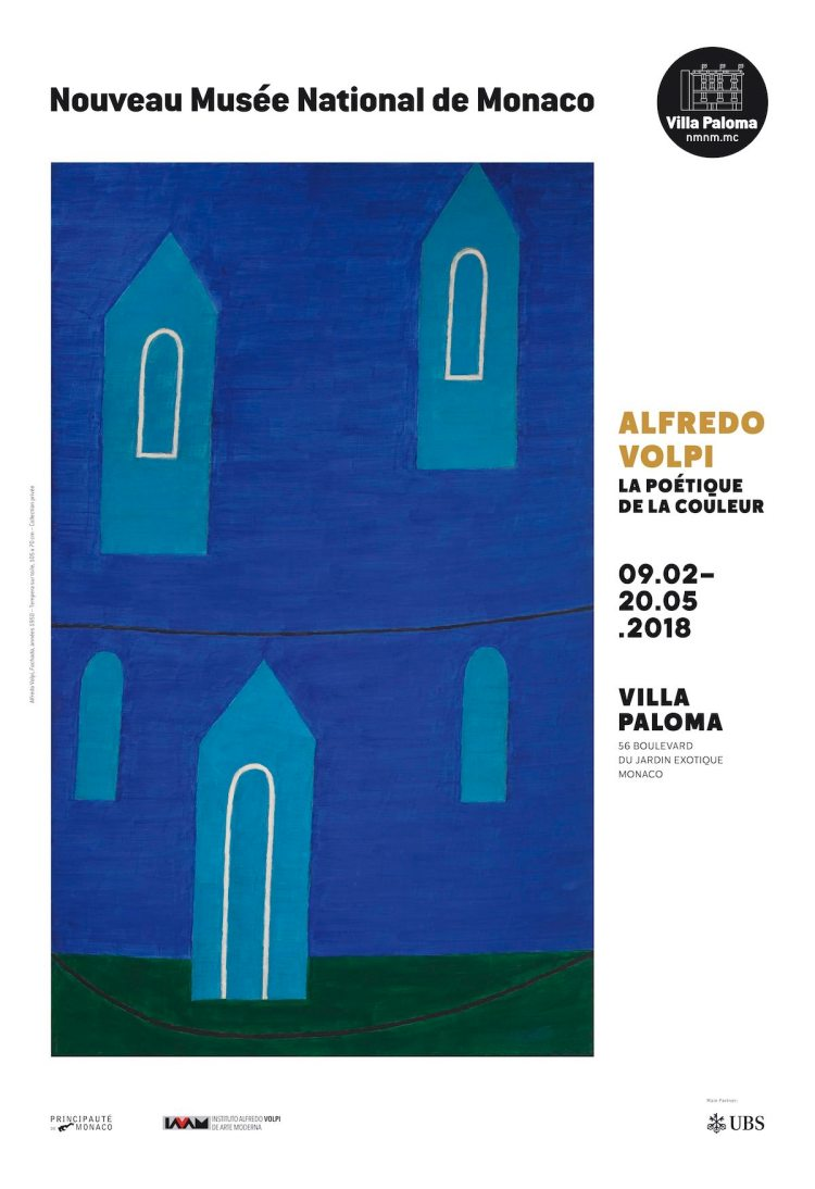 Alfredo Volpi exhibition in Monaco
