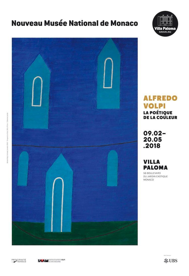 Alfredo Volpi exhibition in Monaco