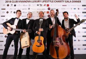 2018 Club Vivanova Luxury Lifestyle Gala Dinner