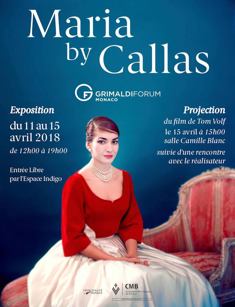 Maria by Callas in Monaco