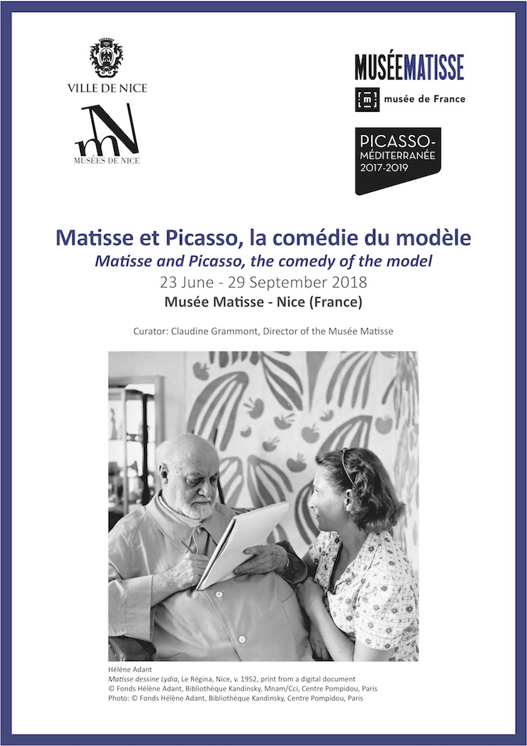 Matisse & Picasso exhibition in Nice