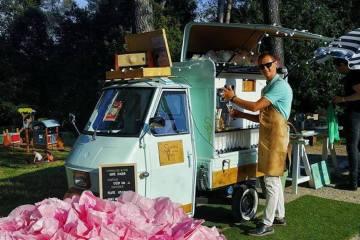Sparkling Van