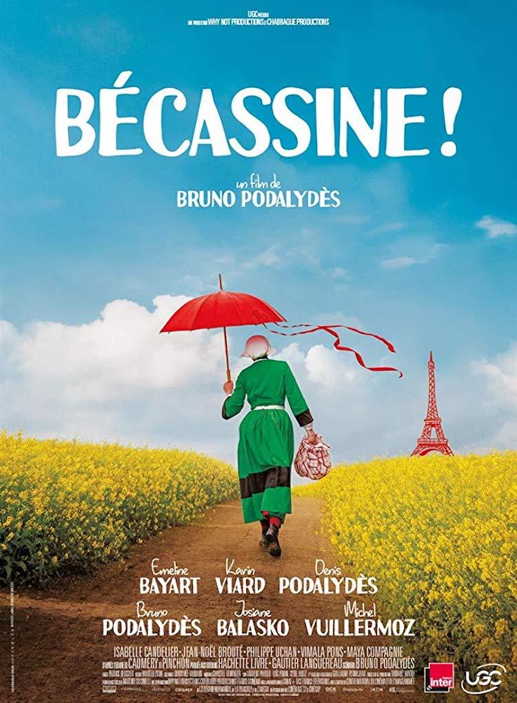Bécassine poster 2018