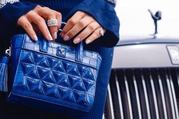Sofia Al Asfoor handbags