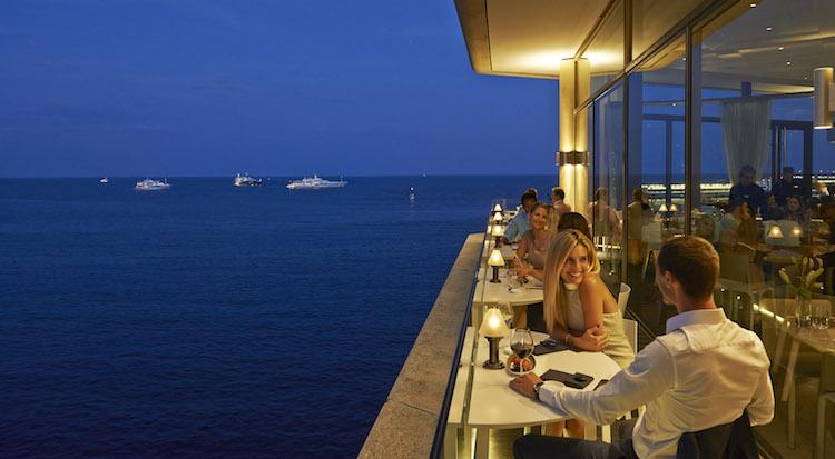 Date Night in Monaco Nobu Fairmont