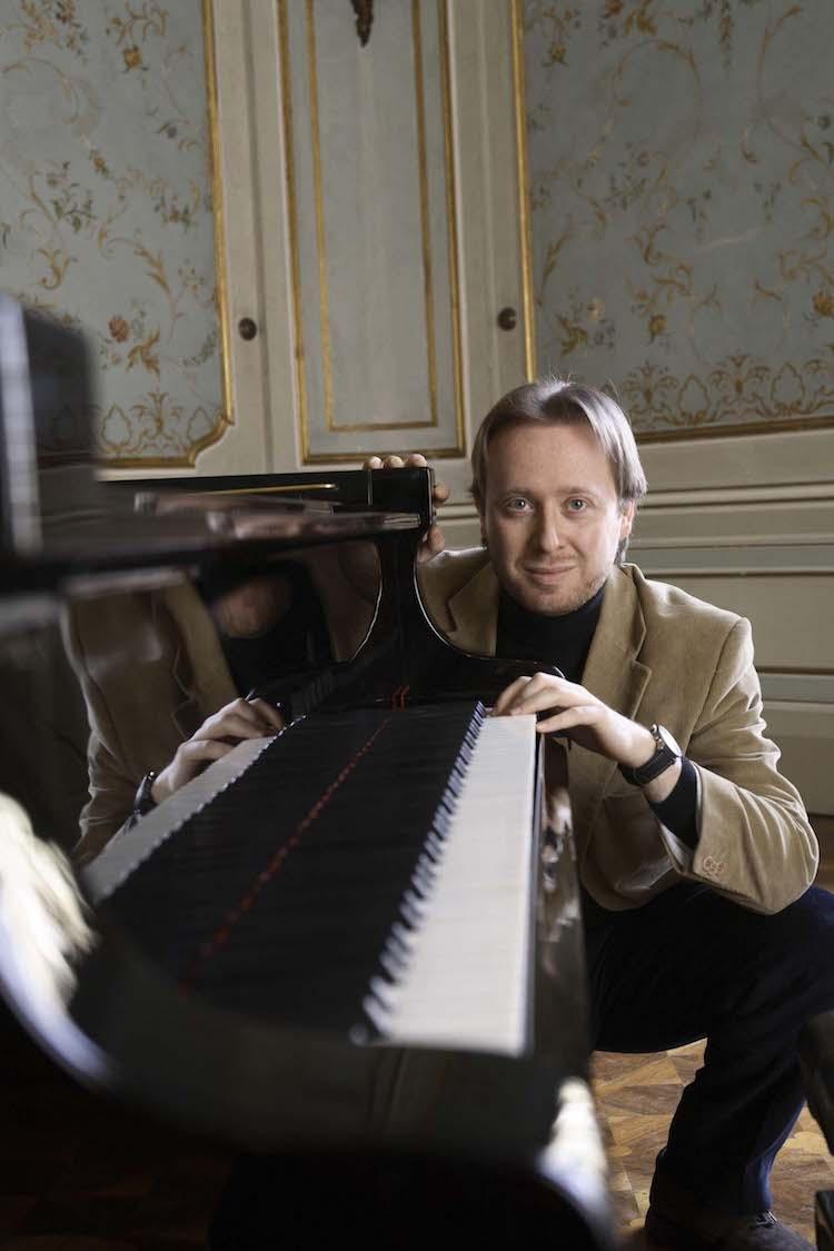 Roberto Prosseda-- Photo Paolo Cabalisti