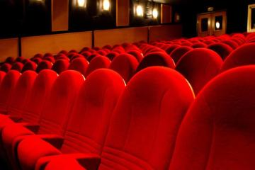 Theatre seating courtesy TFG