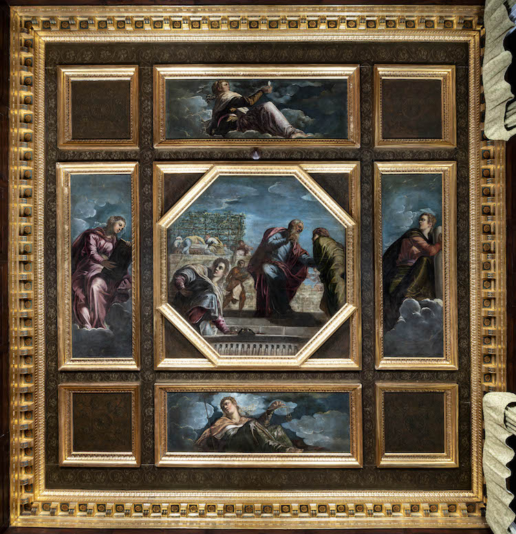 Tintoretto exhibition Venice