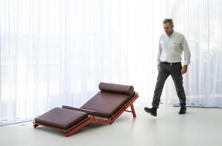 chaise longue Sea - Fabrizio Alborno